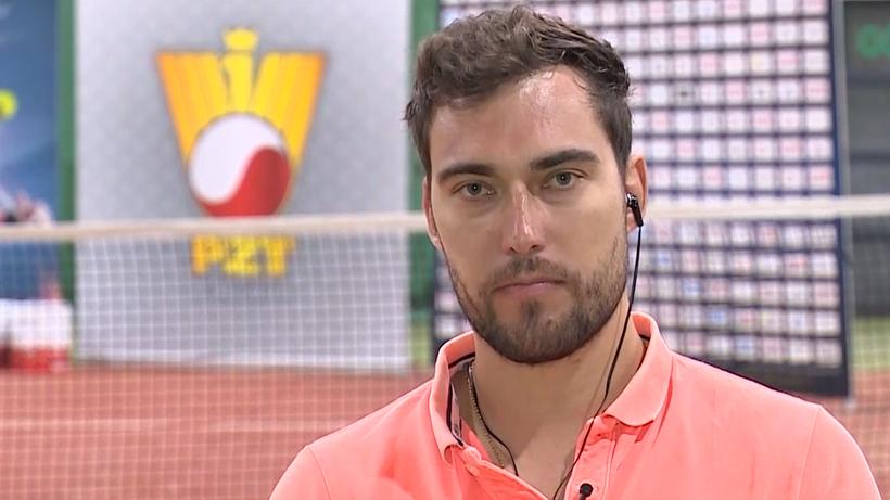 Janowicz: Mecz z Federerem to było najgorsze, co mogło przytrafić się Hurkaczowi
