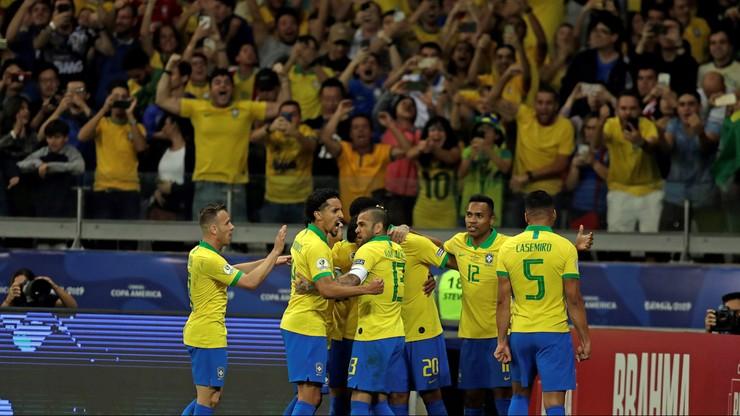 Kluby w Brazylii oferują stadiony do walki z koronawirusem