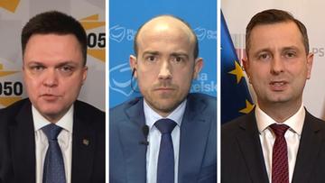 Koalicja KO, PSL i Polski 2050? Kosiniak-Kamysz i Hołownia odpowiadają Budce