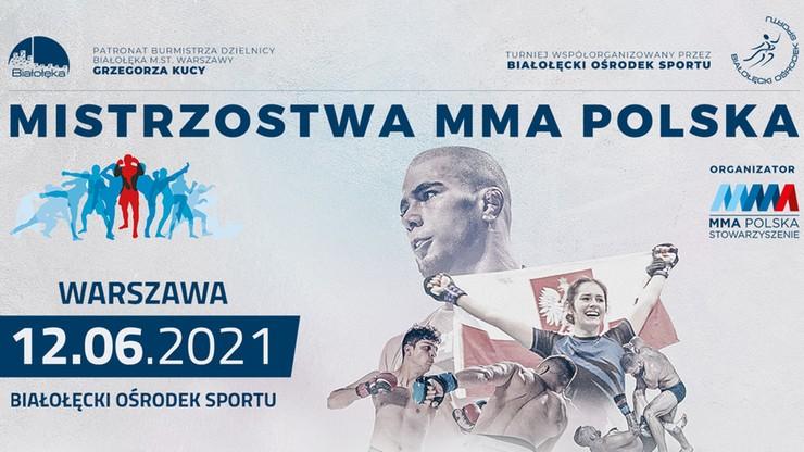 Mistrzostwa Stowarzyszenia MMA Polska: Transmisja i stream online