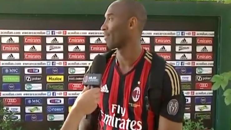 """AC Milan uczci pamięć Bryanta. Kibice domagają się zastrzeżenia numeru """"24"""""""