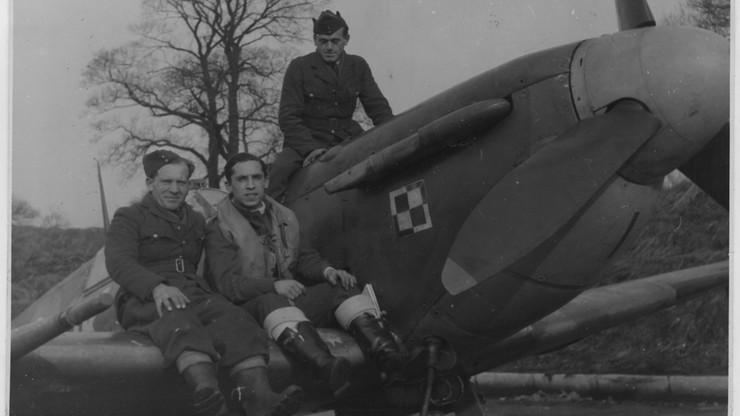 Polski pilot wygrał plebiscyt Muzeum RAF. Gratulacje od ambasadorów: wzruszająca i imponująca historia