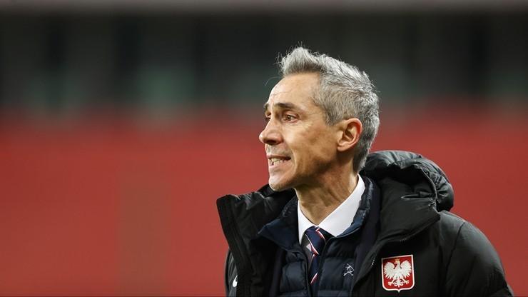 Paulo Sousa: Brak Lewandowskiego wielką stratą, ale mamy inne rozwiązania