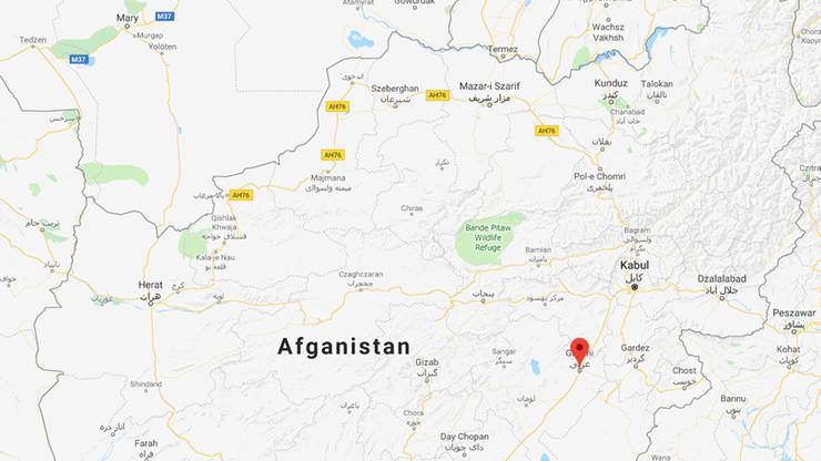 Afganistan: co najmniej 13 żołnierzy i policjantów zginęło w ataku talibów na wschodzie kraju