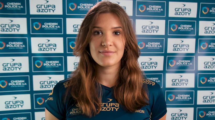 TAURON Liga: Aleksandra Lipska nową siatkarką Grupy Azoty Chemika Police