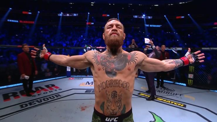 McGregor jak Lewandowski! Przekazał gigantyczną sumę na walkę z koronawirusem