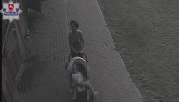 Kradła w obecności swoich dzieci. Policja prosi o pomoc
