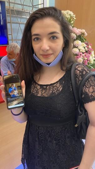 Pamela Zeinoun uratowała troje dzieci