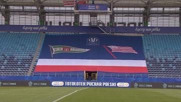 Totolotek Puchar Polski: Ostatnie szlify Cracovii przed finałem (WIDEO)