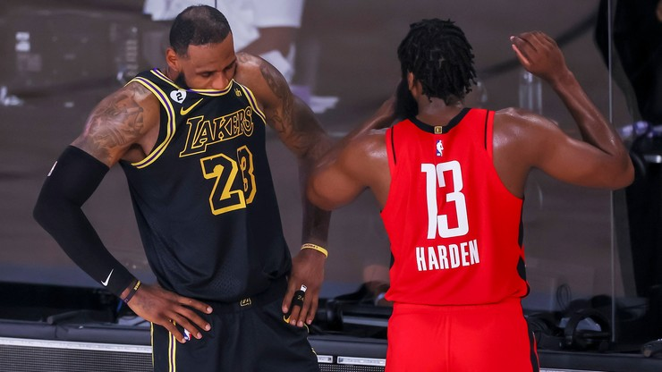 Media: James Harden przechodzi do Brooklyn Nets