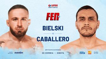 FEN 35: Pojedynek Caballero - Bielski dodany do karty walk