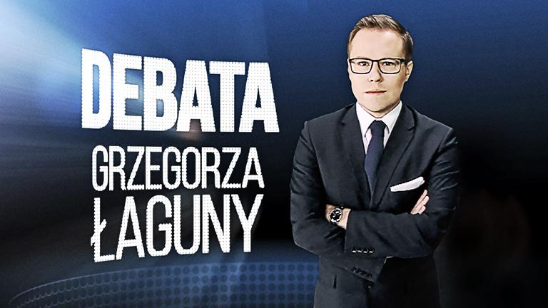 Debata Grzegorza Łaguny