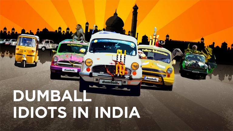 Dumball: Idiots In India