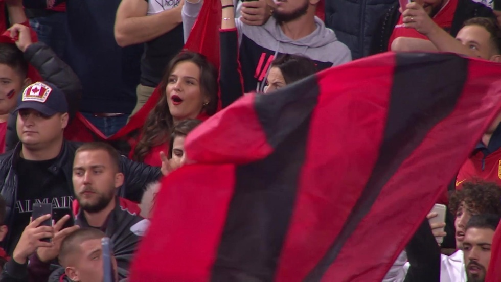 Francja - Albania