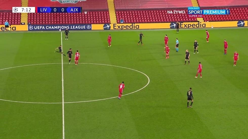 Liverpool FC - Ajax Amsterdam
