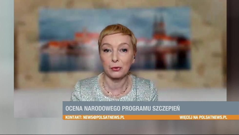 Śniadanie w Polsat News i Interii - 25.04.2021