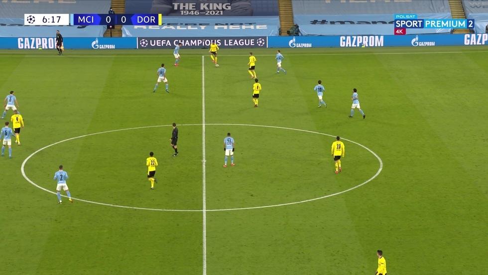 Manchester City - Borussia Dortmund 4K