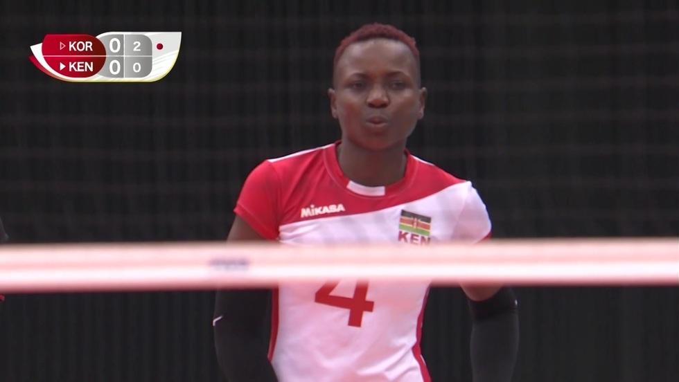 Kamerun - Kenia