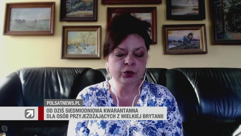 Gość Wydarzeń - prof. Agnieszka Szuster-Ciesielska
