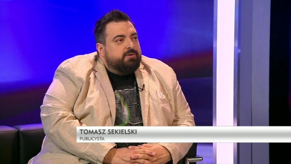 Krzywe zwierciadło - Tomasz Sekielski