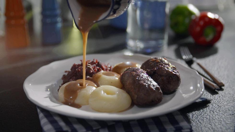 Sekrety Polskiej Kuchni  – Rolada –  krok po kroku