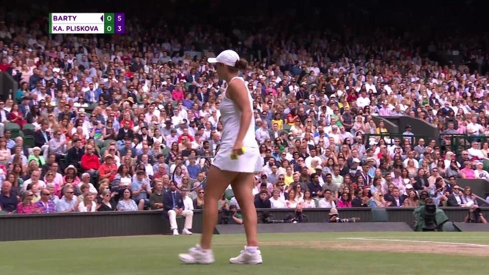 Kronika Wimbledonu 11.07.2021
