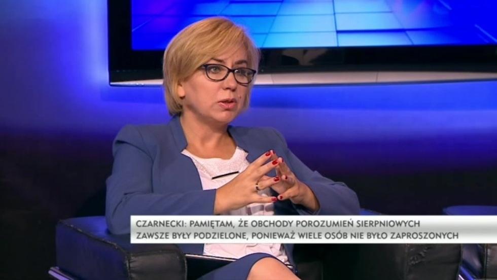 Salon Polityczny - Marta Golbik, Paulina Hennig-Kloska, Ryszard Czarnecki