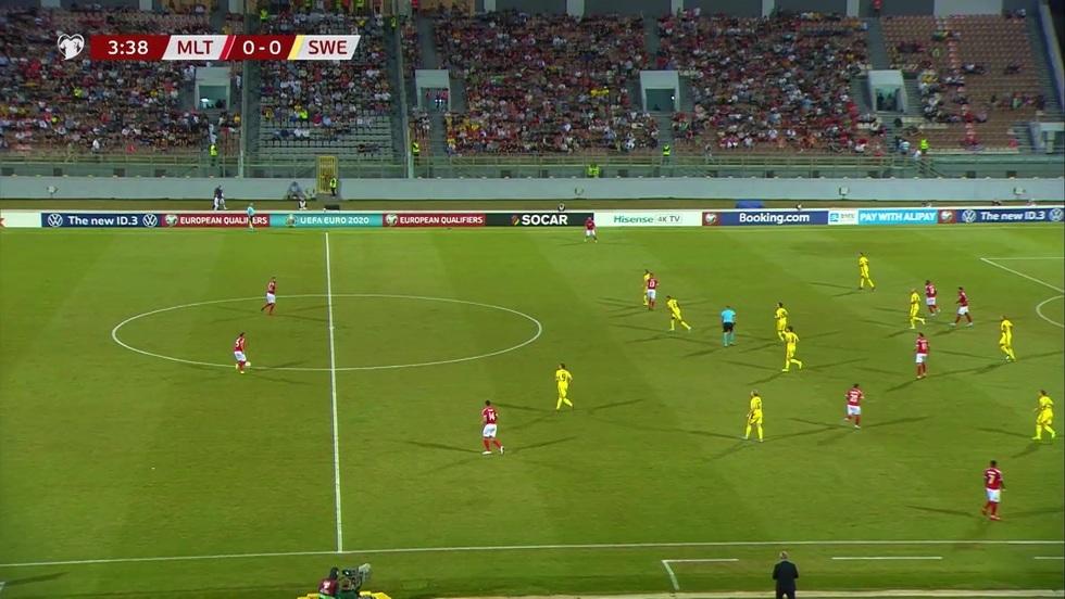 Malta - Szwecja