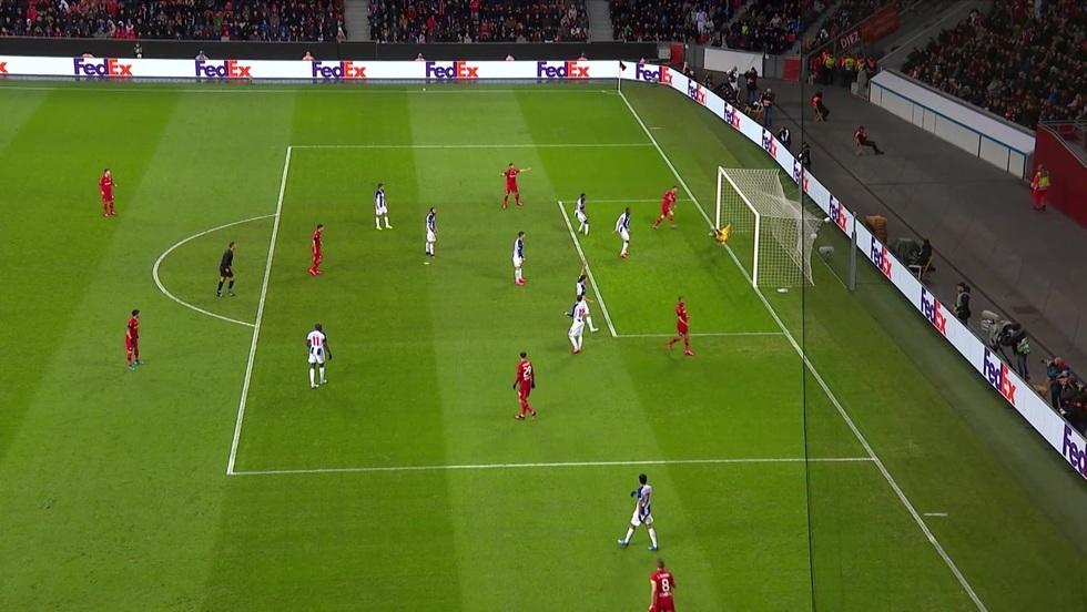 Bayer Leverkusen - FC Porto