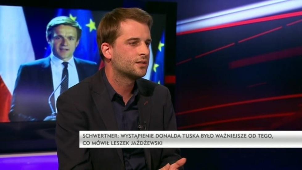 Polska w kawałkach Grzegorza Jankowskiego - Janusz Schwertner, Adrian Stankowski
