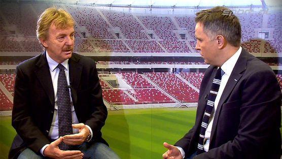 Kulisy sportu - wywiady Romana Kołtonia: Zbigniew Boniek (część I)