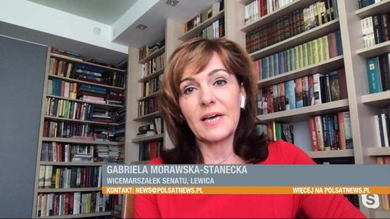 Śniadanie w Polsat News - 08.11.2020