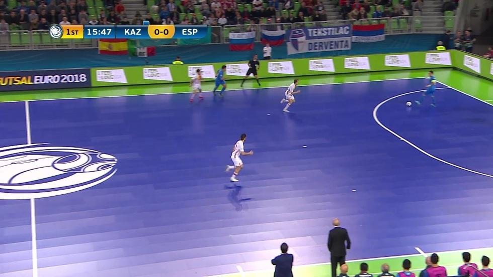 Kazachstan - Hiszpania