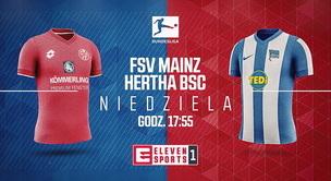 FSV Mainz - Hertha BSC (zapowiedź)