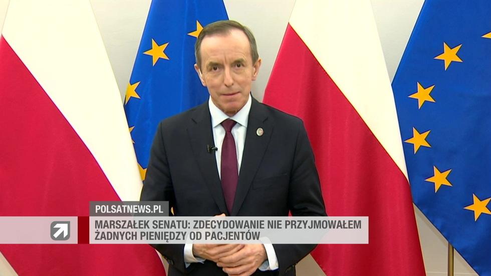 Gość Wydarzeń - Tomasz Grodzki