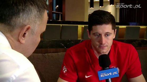 Kulisy sportu - wywiady Romana Kołtonia: Robert Lewandowski