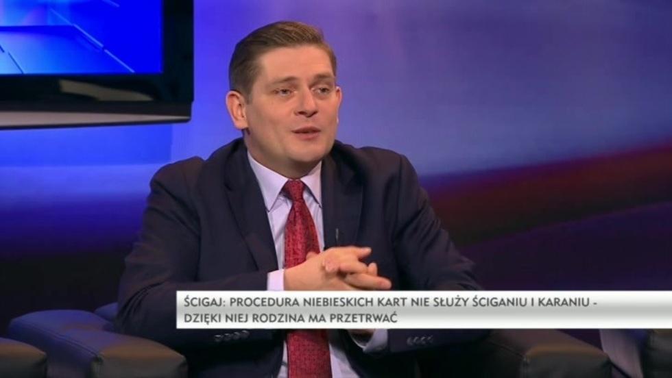 Salon Polityczny - Agnieszka Ścigaj, Marzena Okła-Drewnowicz, Bartosz Kownacki