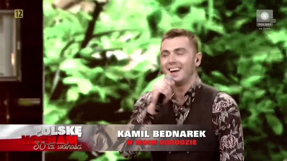 Kamil Bednarek - W moim ogrodzie