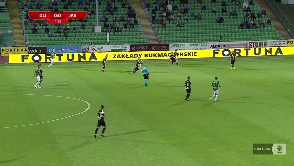 Olimpia Grudziądz - GKS Jastrzębie