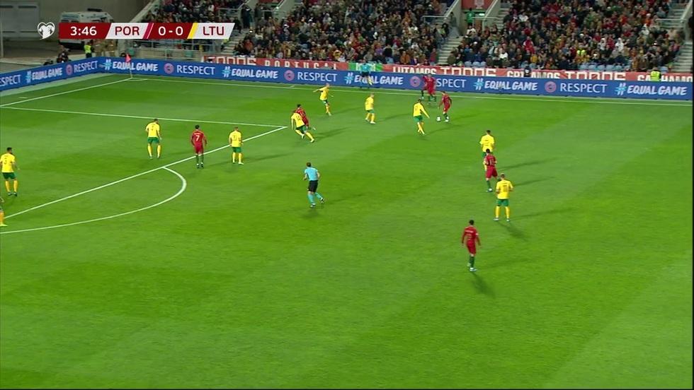 Portugalia - Litwa