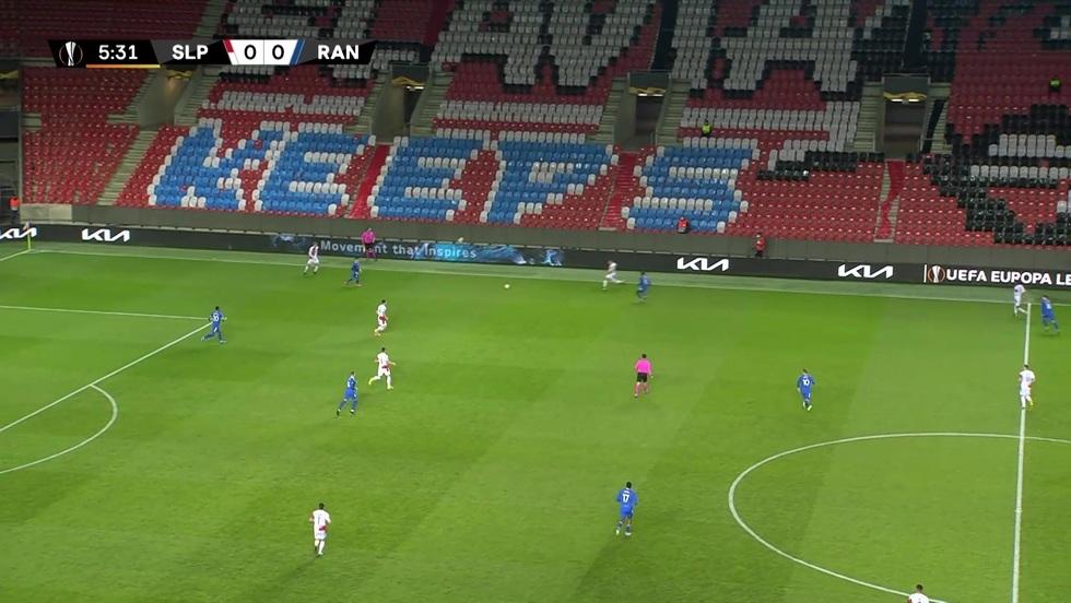 Slavia Praga - Glasgow Rangers