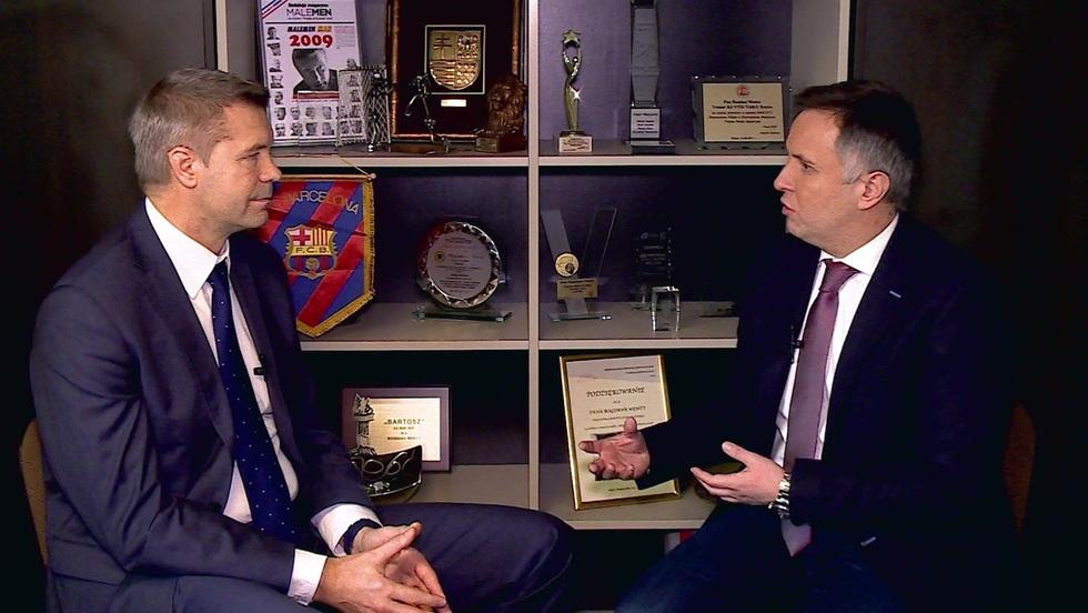 Kulisy sportu - wywiady Romana Kołtonia: Bogdan Wenta