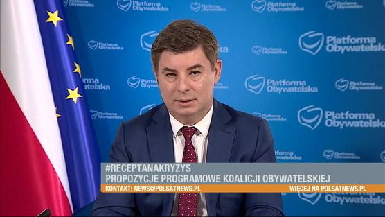 Śniadanie w Polsat News - 28.01.2021