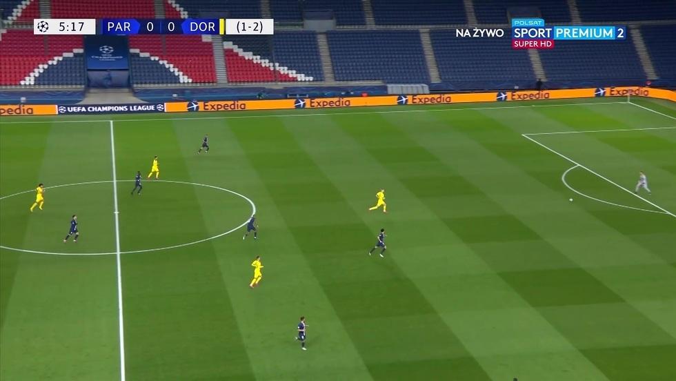 Paris-Saint Germain - Borussia Dortmund