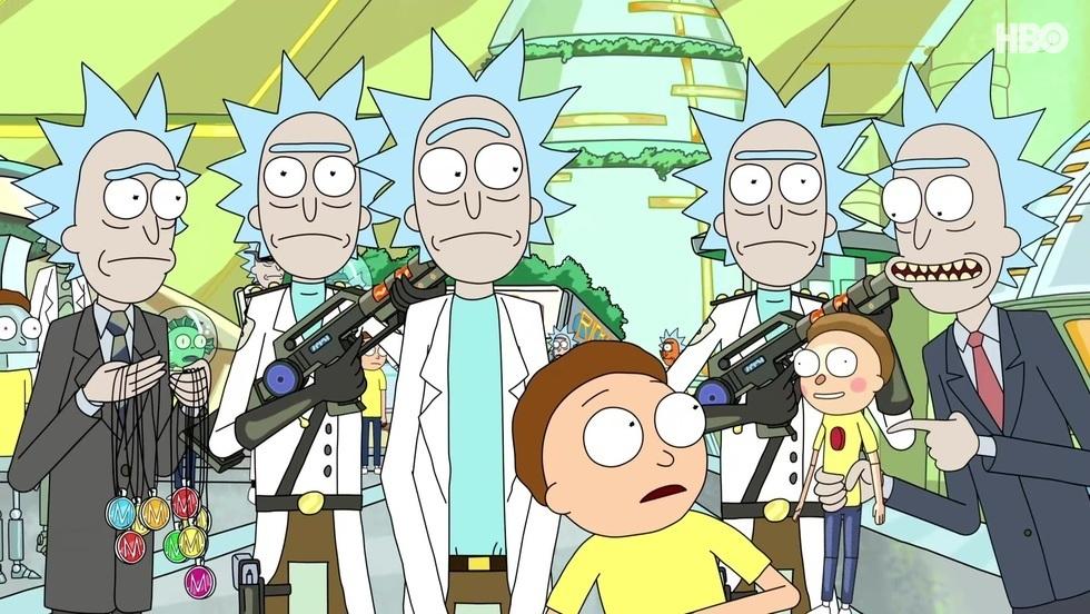Rick i Morty I, odc. 10