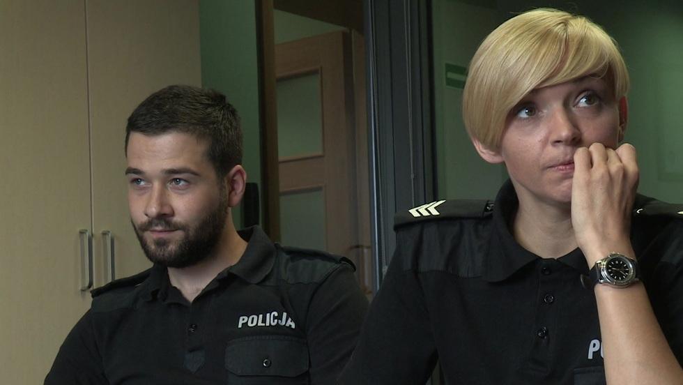 Policjantki i policjanci - Odcinek 96