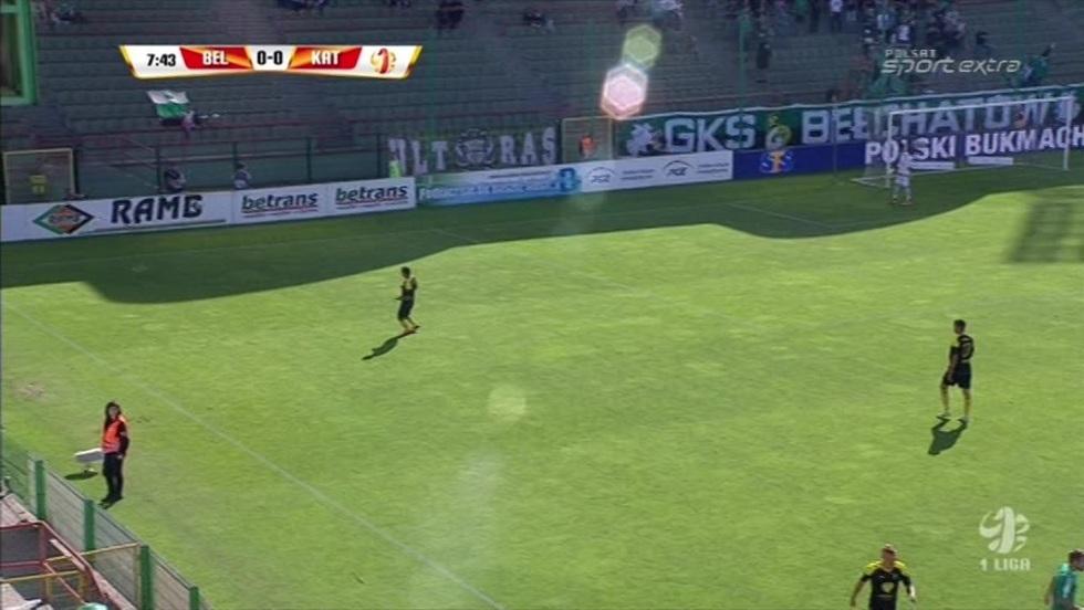 GKS Bełchatów - GKS Katowice