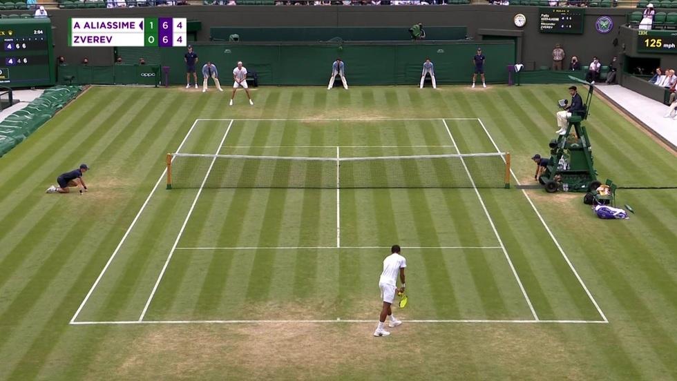 Kronika Wimbledonu 06.07.2021
