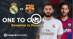 El Clásico: Messi VS Benzema