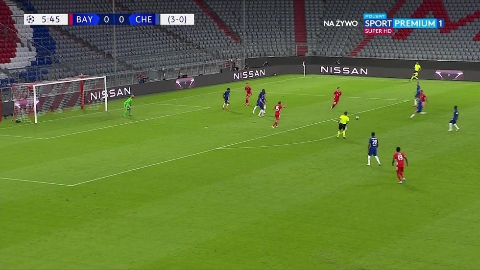Bayern Monachium - Chelsea Londyn
